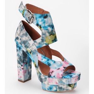 Jeffrey Campbell 'Seem' Cutout Platform Heels